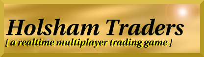 Holsham Traders -- a realtime multiplayer trading game